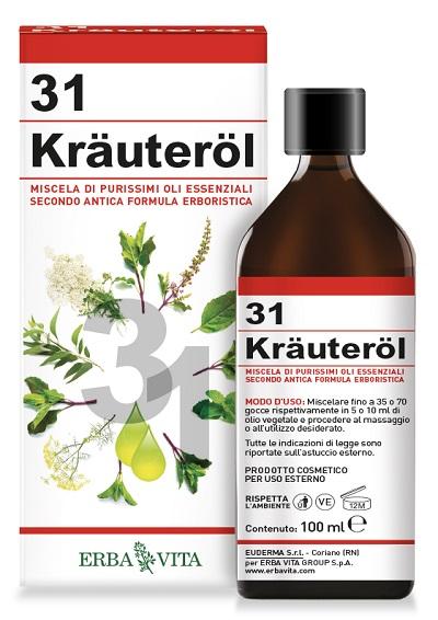Erba Vita Group Krauterol 31 Liquido 100 Ml
