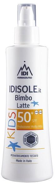 Idi Farmaceutici Idisole it Bimbo Spf50 Latte 200 Ml