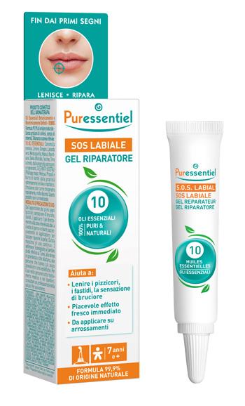 Puressentiel Italia Puressentiel Gel Sos Labiale Nuova Formula 5 Ml