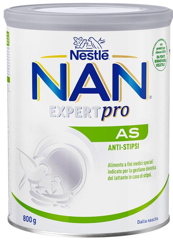 Nestle latte in polvere nan anti stipsi 800 grammi