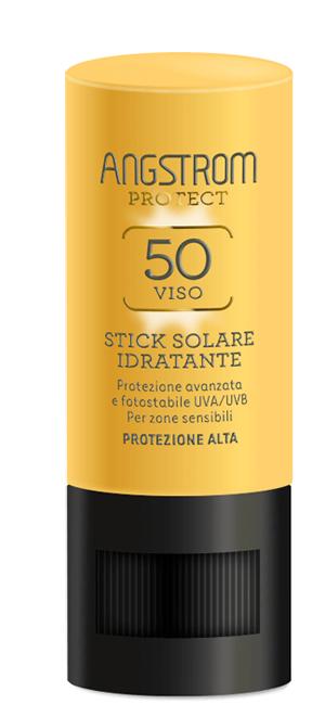 Angstrom Protect Stick Solare Idratante Protezione Alta Spf50 Viso