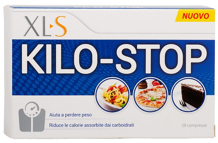 Perrigo Italia Xls Kilo stop 28 Compresse