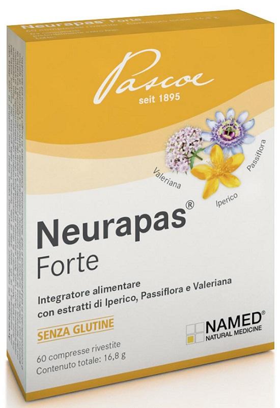 Named Neurapas Forte Integratore Alimentare 60 Compresse