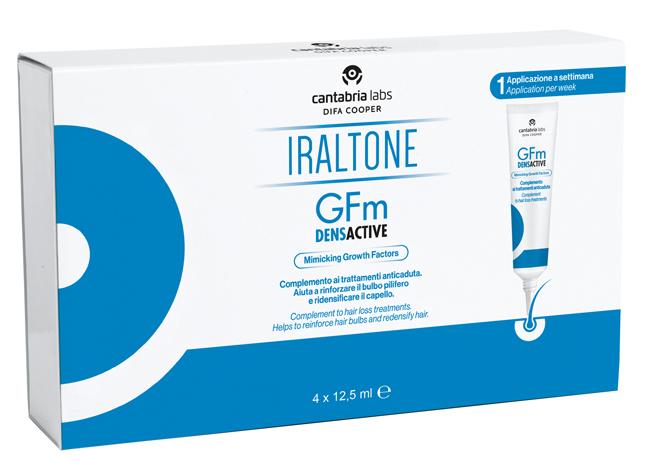 Difa Cooper Adenosil Gfm Densactive Gel Anticaduta Capelli 4 Tubi