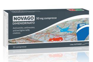 Novago 50 Mg Compressa 10 Compresse