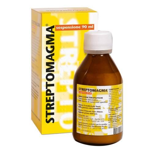 Streptomagma Sospensione Orale Flacone Da 90 Ml