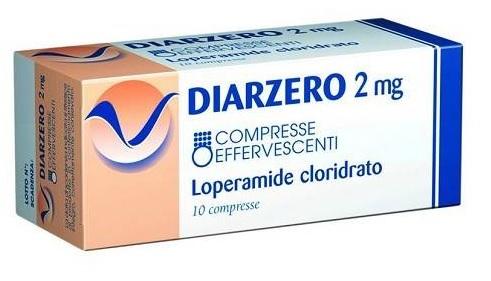 Diarzero 2 Mg Compresse Effervescenti 10 Compresse