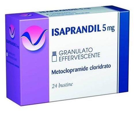 Isaprandil 5 Mg Compresse Effervescenti 20 Compresse
