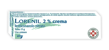 Lorenil 2 % Crema Tubo Da 15 G