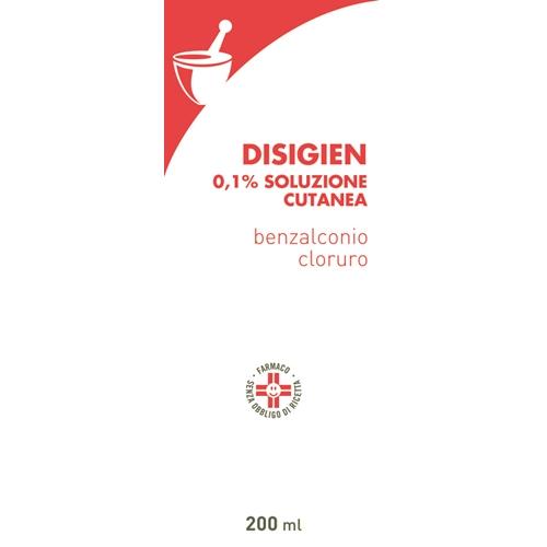 Disinfarm 0,1% Soluzione Cutanea Flacone 200 Ml
