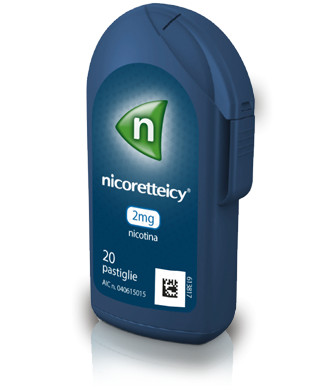 Nicoretteicy 2 Mg Pastiglie 20 Pastiglie In Contenitore Pp
