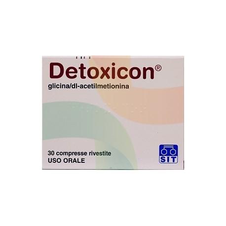 Detoxicon Compresse Rivestite, 30 Compresse