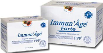 Named Immun'age 30 Buste