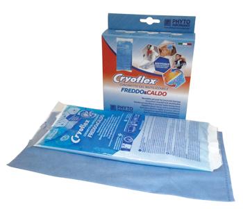 Cuscino Cryoflex Con Fissaggio 27x12 Cm 1 Pezzo