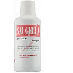 Meda Pharma Saugella Poligyn Flacone 500ml
