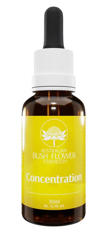 Bush Biotherapies Pty Ltd Concentration Australian 30ml