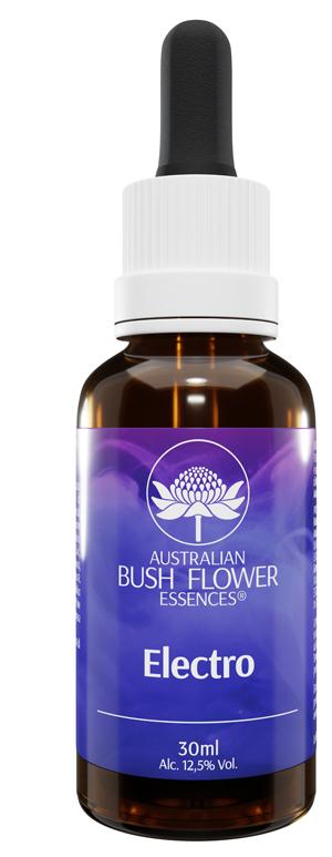 Bush Biotherapies Pty Ltd Electro Australian 30 Ml Gocce