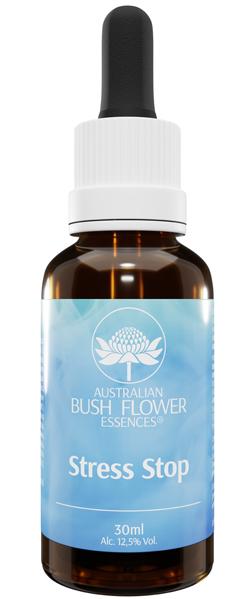 Bush Biotherapies Pty Ltd Stress Stop Gocce 30 Ml