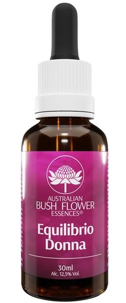 Bush Biotherapies Pty Ltd Equilibrio Donna Essenza Australian Bush Flowers 30 Ml