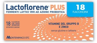 Lactoflorene Plus 18 Flaconi 180 Ml