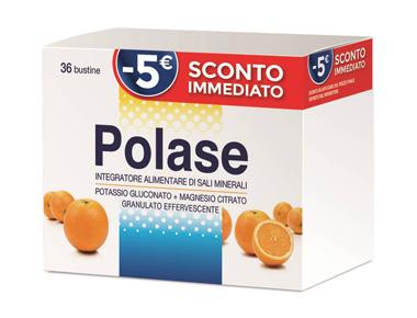 Pfizer Italia Div.consum.healt Polase Arancia 36 Bustine Promo