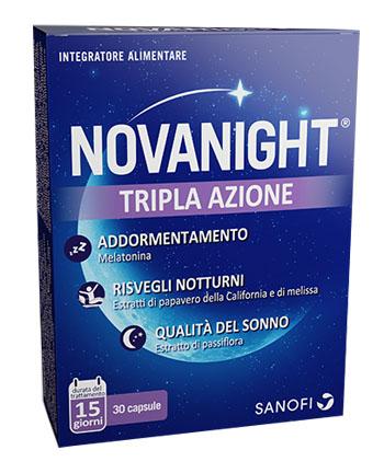 Sanofi Novanight 16 Compresse