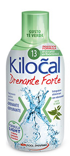 Pool Pharma Kilocal Drenante Forte The Verde 500 Ml