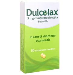 Dulcolax 5 Mg Compresse Rivestite Blister 30 Compresse Rivestite