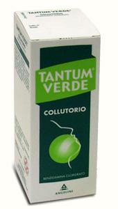 Tantum Verde 0,15% Collutorio Flacone 120 Ml