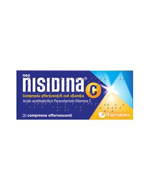 Neonisidina C Compresse Effervescenti Con Vitamina C 20 Compresse