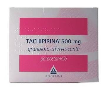 Tachipirina 500 Mg Granulato Effervescente 20 Bustine