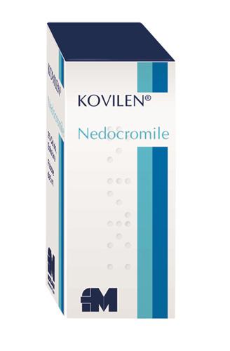 Kovilen 2% Collirio, Soluzione 1 Flacone Da 5 Ml