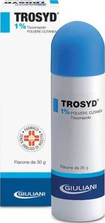 Trosyd 1% Polvere Cutanea Flacone 30 G