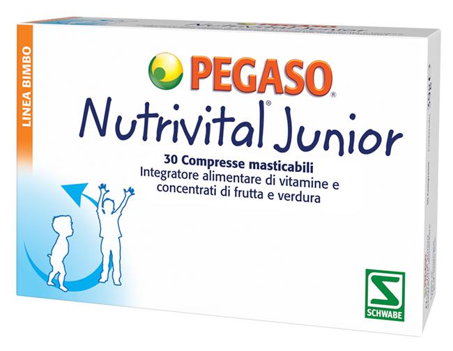 Pegaso Nutrivital Junior 30 Compresse