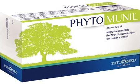 Phytomed Snc Phytomunil 10 Flaconcini 10 Ml