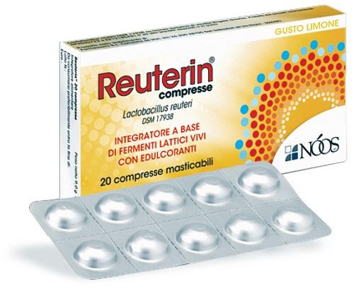 Noos Reuterin 10 Compresse