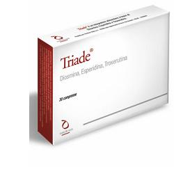 Omikron Triade Integratore Alimentare 30 Compresse