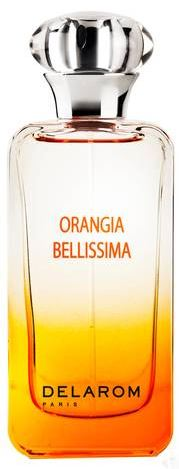 DELAROM Orangia Bellissima Acqua Profumata Fragranza Agrumata 50 ml