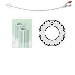 Catetere Vescicale Profilcath Plus In Silicone Scanalato 2 Vie Ch20 31cm 1 Pezzo