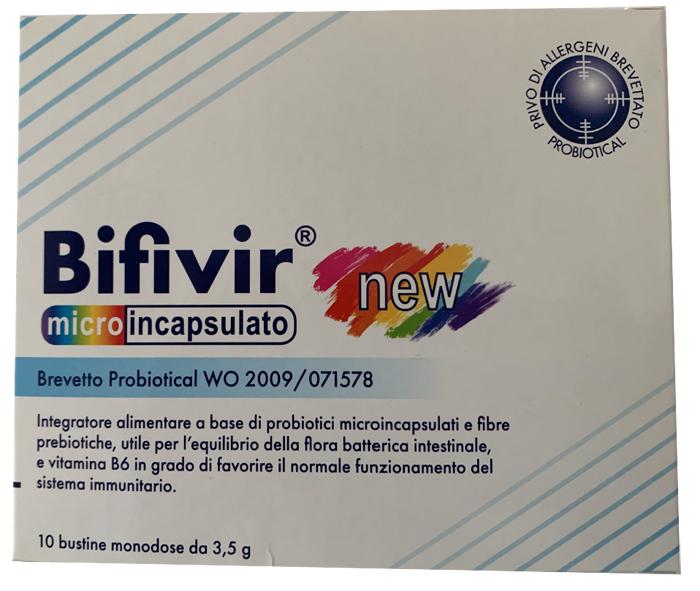 Probiotical Bifivir 10 Bustine Monodose