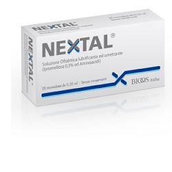 Bioos Nextal Monodose Gocce Oculari 20 Fiale Da 0 35 ml