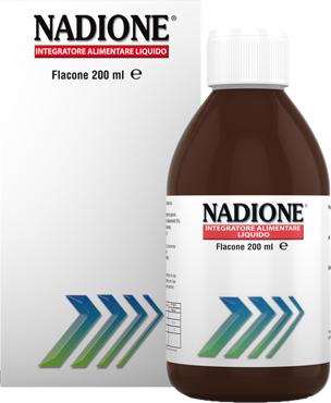 DMG Nadione Sciroppo Integratore Alimentare 200 ml