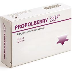 Brea Propolberry 3p 30 Compresse
