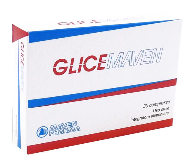 Maven Pharma Glicemaven 30 Compresse