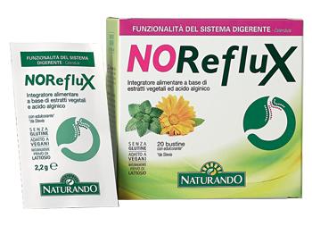 Naturando Noreflux Integratore Alimentare 20 Bustine*