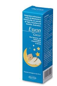 Syrio Esyon Gocce 30ml Nuova Formulazione