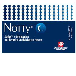 Pharmasuisse Laboratories Notty 45 Compresse