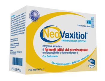 Ibsa Farmaceutici Italia Neovaxitiol 7 Flaconcini