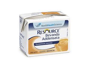Resource Bevanda Addensata Arancia 200 Ml