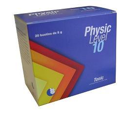 Biogroup Physic Level 10 Tonic 20 Bustine 8 G